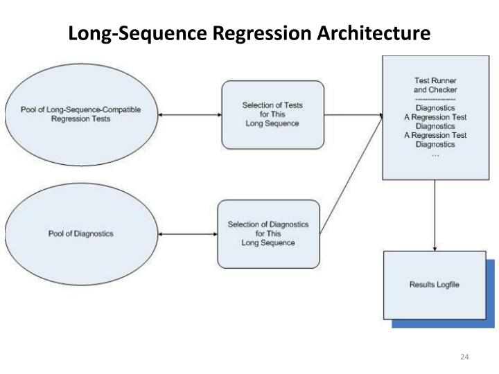 Long-Sequence Regression Architecture