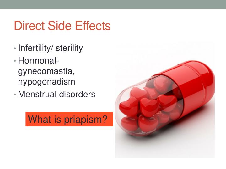 Direct Side Effects