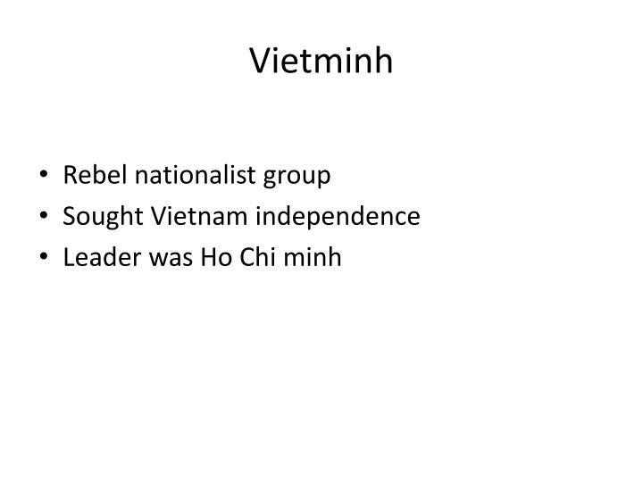 Vietminh