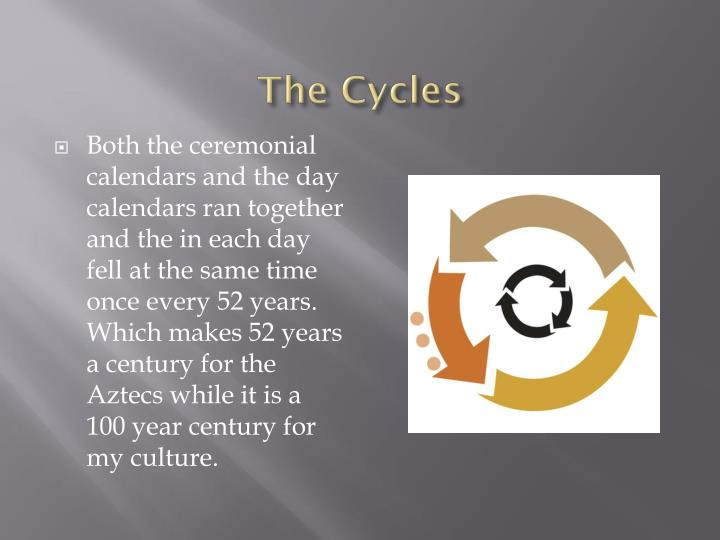 The Cycles