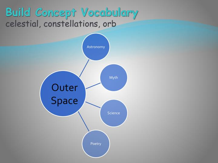 Build Concept Vocabulary
