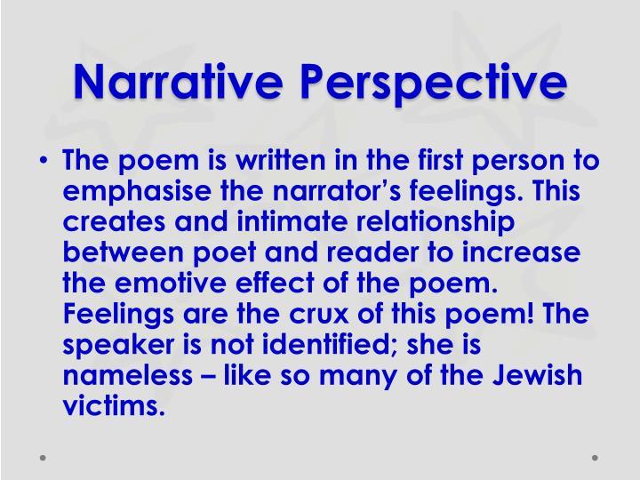 Narrative Perspective