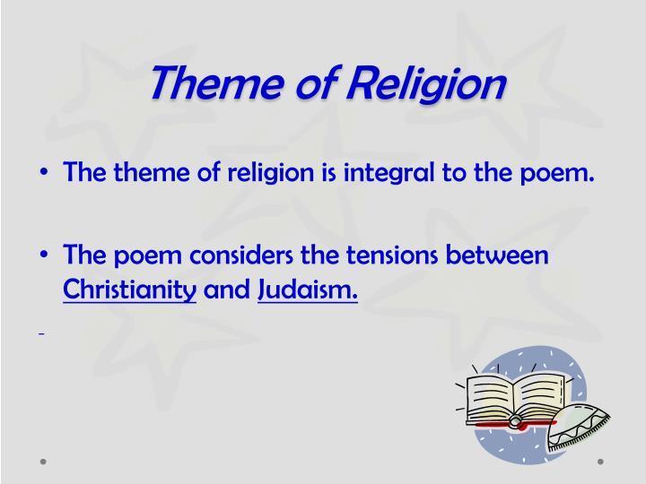 Theme of Religion