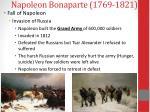 napoleon bonaparte 1769 18215