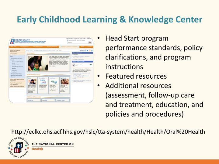 Early Childhood Learning & Knowledge Center