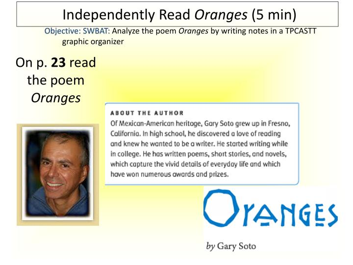 Independently Read