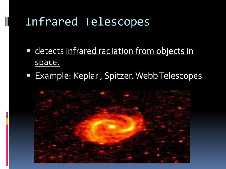 Infrared Telescopes