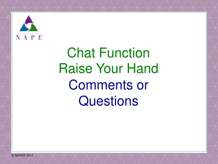 Chat Function