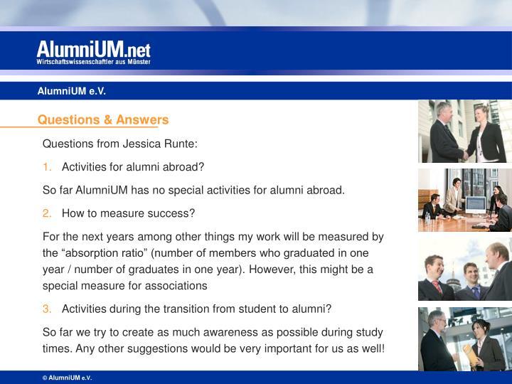AlumniUM e.V.