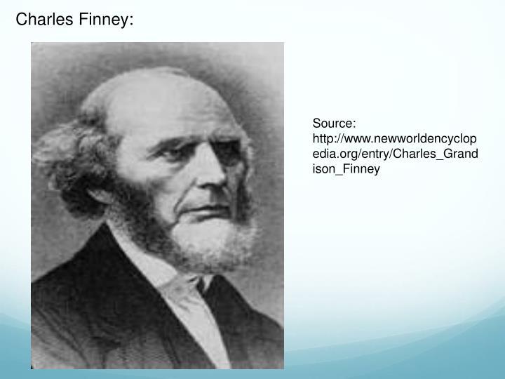 Charles Finney: