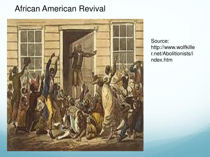 African American Revival