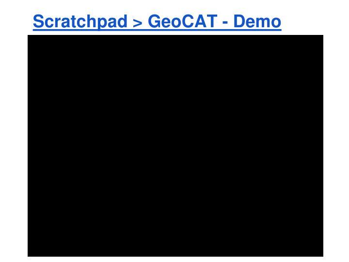 Scratchpad >