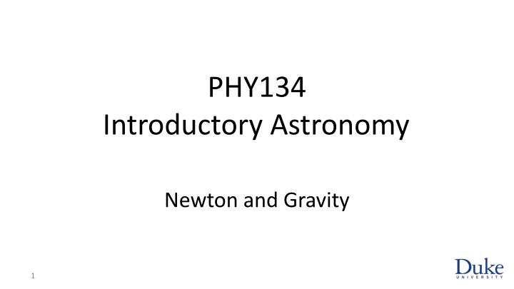 PHY134