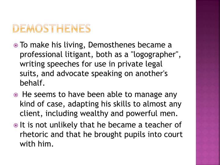 Demosthenes