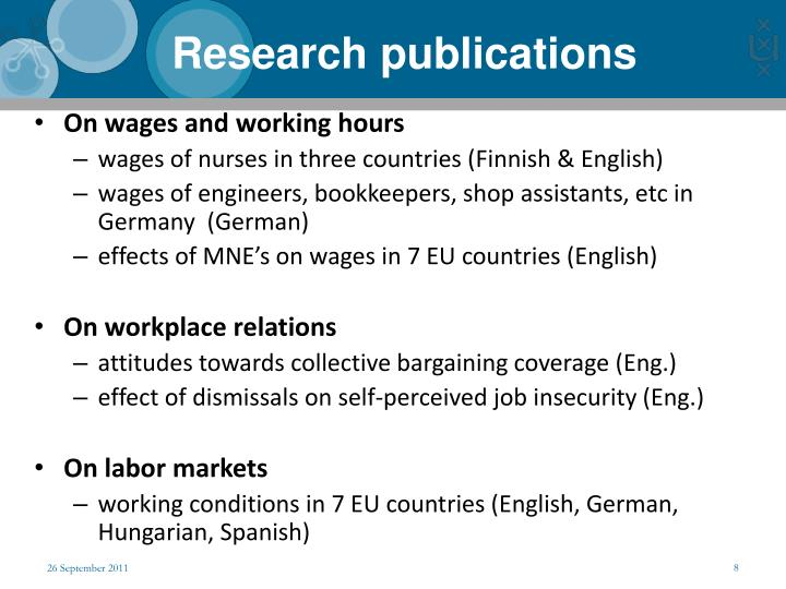 On wages and working hours