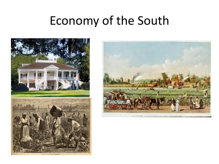 Economy of the South