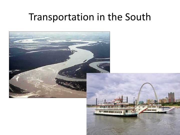 Transportation in the South