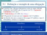 5 1 defini o e exemplo de uma obriga o1