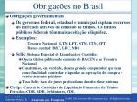 obriga es no brasil