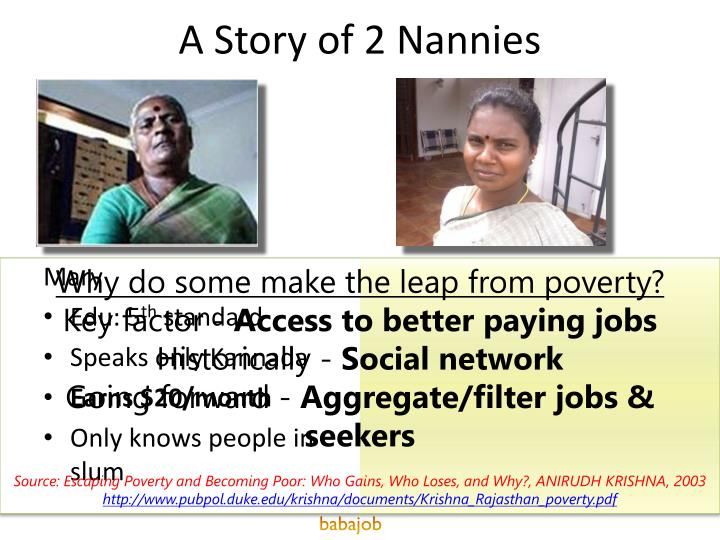 A Story of 2 Nannies