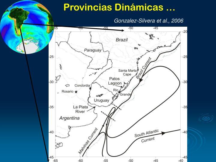 Provincias Dinámicas …