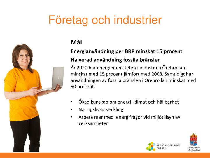 Företag och industrier