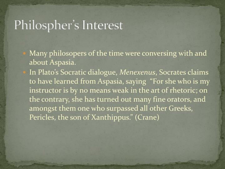 Philospher's