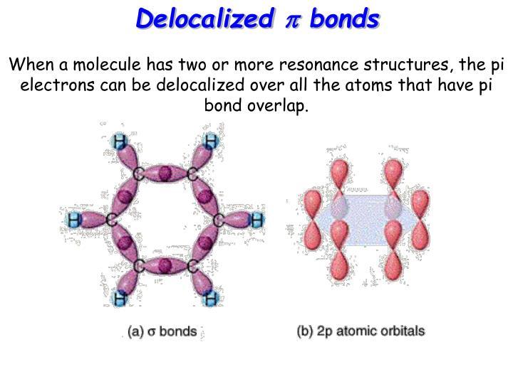 Delocalized