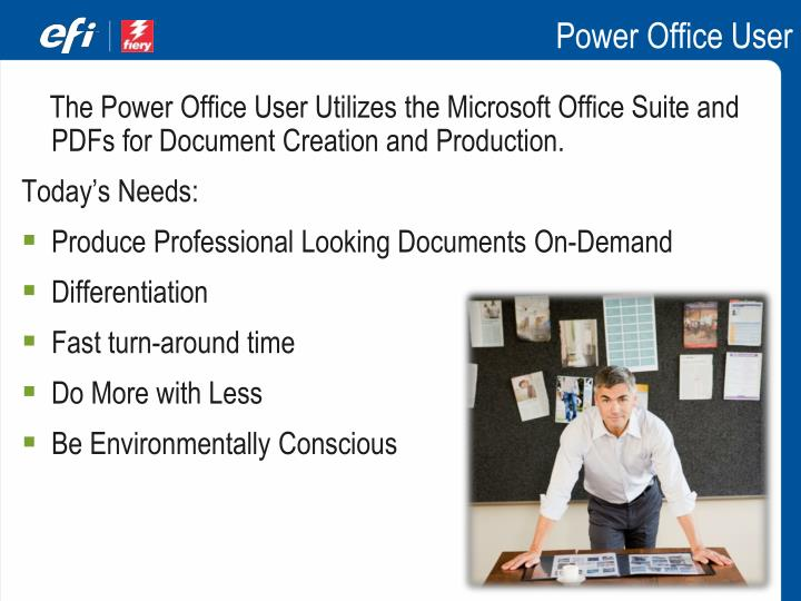Power Office User