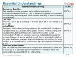 essential understandings2