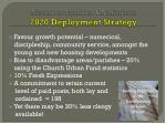 diocese of southwell nottingham 2020 deployment strategy