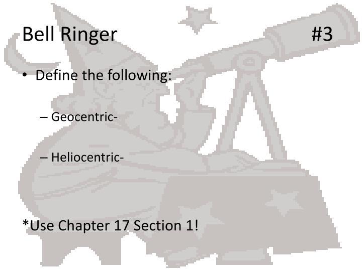 Bell Ringer#3