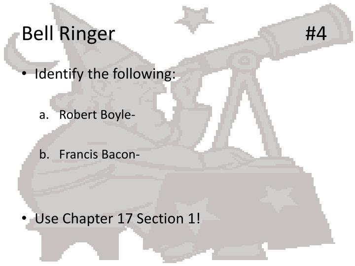 Bell Ringer#4
