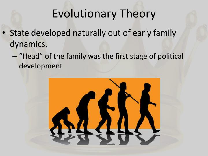 Evolutionary Theory