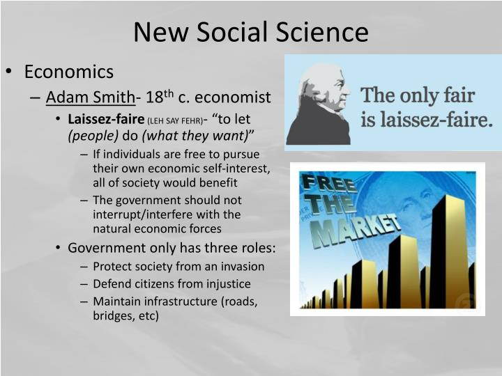 New Social Science
