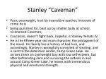 stanley caveman