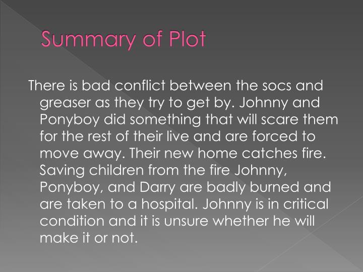 Summary of Plot