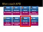 mon coach apb2