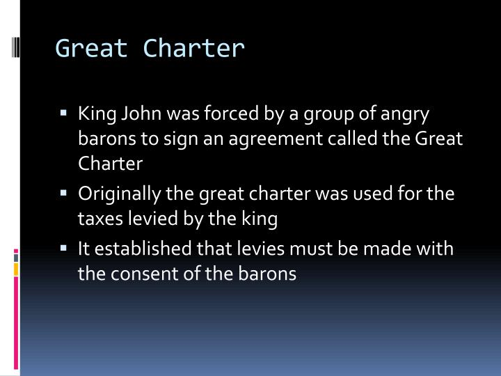 Great Charter