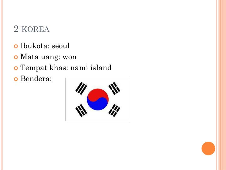 2 korea