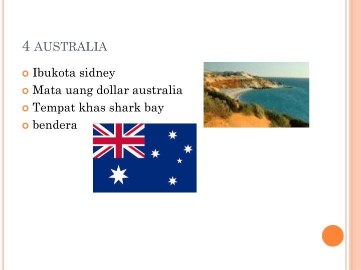4 australia