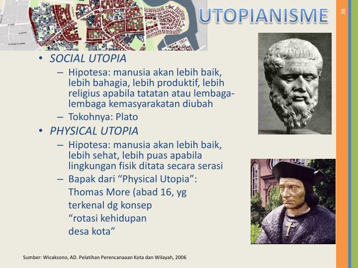 UTOPIANISME