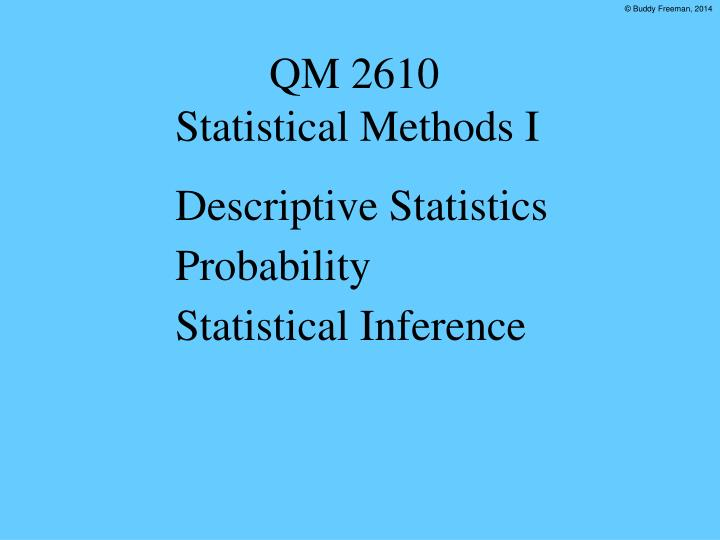 QM 2610