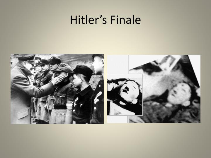 Hitler's Finale