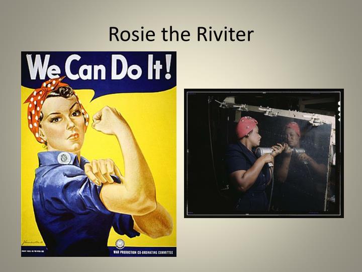 Rosie the