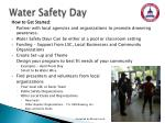 water safety day1