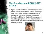 tips for when you really get stuck2