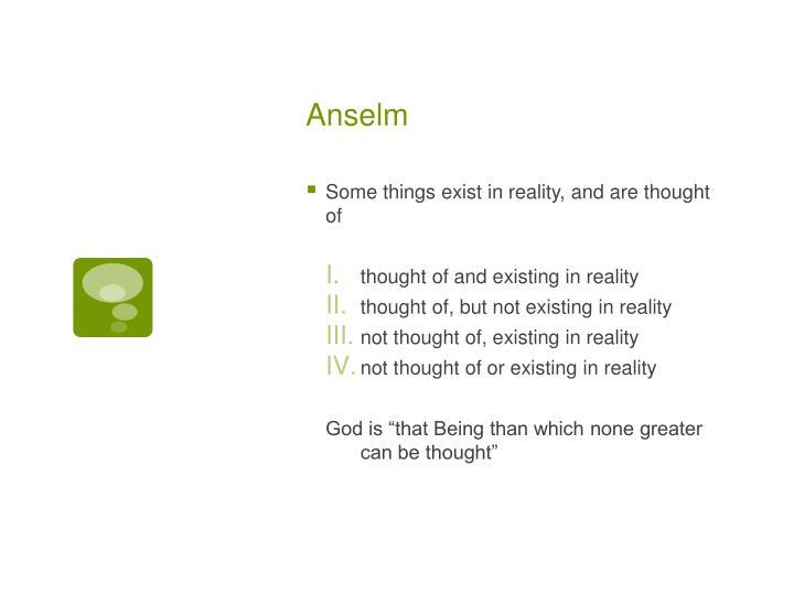 Anselm