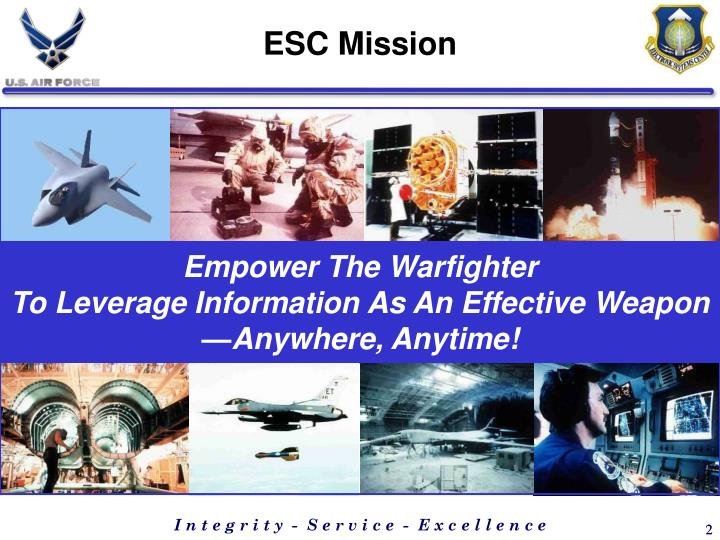 ESC Mission