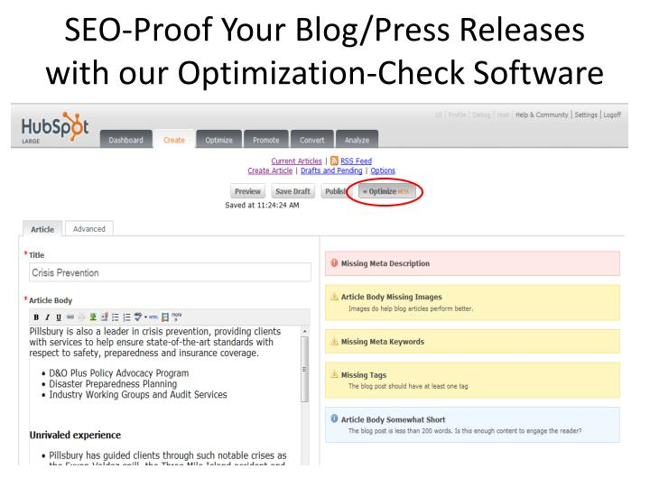 SEO-Proof Your